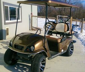 2006 Ezgo TXT Electric Golf Cart