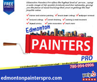 |Strathcona Residential and Commercial Painting