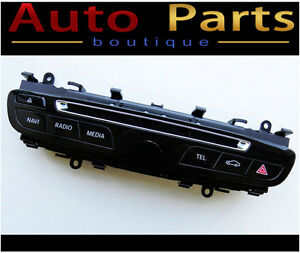 Mercedes C300 14-15 Switch Block upper control Panel 2059055201
