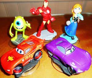 Infinity Disney  5 personnages