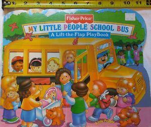 Fisher Price Little People BOARD Books