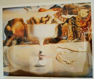 Salvador Dali, Reproduction, Tableau avec le cadre