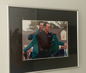Mike Wier Masters Framed Prints