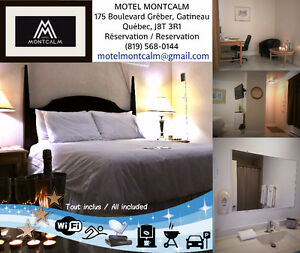 You want @ Clean and affordable ROOM in Gatineau With POOL ....