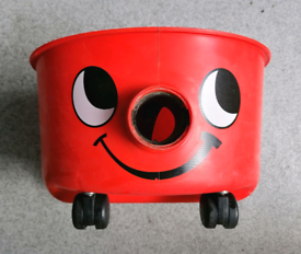 RED HENRY HOOVER Bottom Lower Part section or Decoration Plant Pot