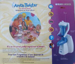 Ice cream machine, Arctic Twister soft serve ice cream BRAND NEW