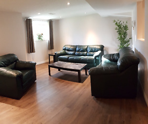 ALL INCLUSIVE STUDENT HOUSE BASEMENT RENT, 3 BEDS, CONESTOGA