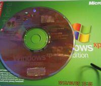 Windows XP Installtion Disc