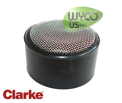 Screen Vac Filter Pipe Clarke Focus 28-33-38 Boost 32 Focus Rider Scrubber