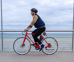 The Vermont 36V Electric Bicycle