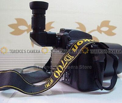 Right Angle View Finder For Nikon D2Xs D3X D3 D3s D4 D4s D700 D800 D800E DR-5
