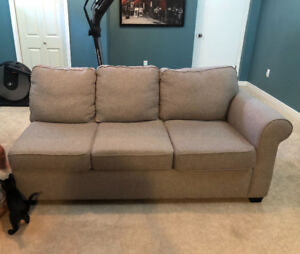 Free - piece of a sectional. 2 years old.