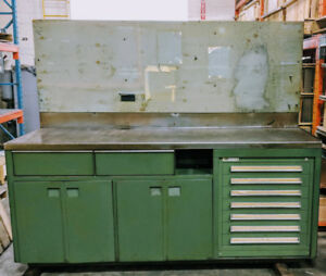 Tool Cabinet / Work bench