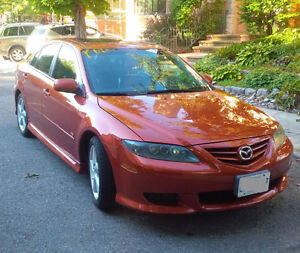 2004 Mazda 6 Sport, great condition, Original Owner - $4000 obro