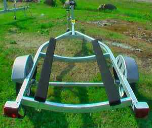 new 2017 BOAT TRAILER - holds 1300lbs - for PWC Fish & Runabouts Kingston Kingston Area image 2