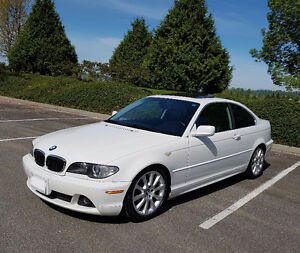 2005 BMW 3-Series ONLY 160,000 KMS***SUNROOF***LEATHER***HEATED