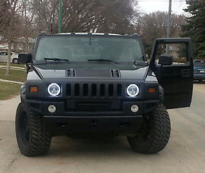 2003 hummer h2 lots of upgrades