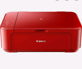 RED CANON PIXMA MG3650 ALL-IN-ONE WIFI PRINTER ONLY £20!!!