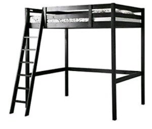 Loft bed - full (2 available)