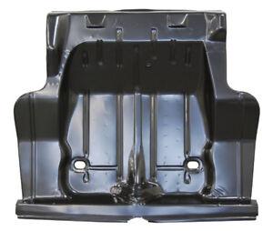 68-70 Nova Full Trunk Floor Pan Complete w/ Braces  - AMD Tooling