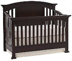 Crib and accessories