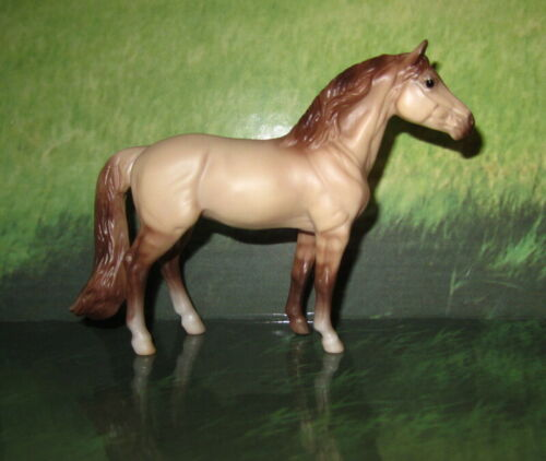 BREYER Stablemate 2020 Stable Mystery Surprise DUN WARMBLOOD Horse Model