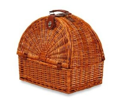 Picnic Plus Athertyn 2 person picnic basket - Cottage Floral Basket PSB-266 NEW