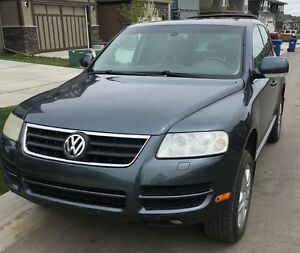2004 Volkswagen Touareg SUV, Crossover Fully Loaded