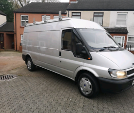 FORD TRANSIT/CONNECT WANTED
