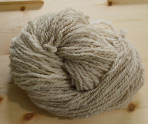 Wool and Silk yarn (hand dyed and natural) Kitchener / Waterloo Kitchener Area image 3