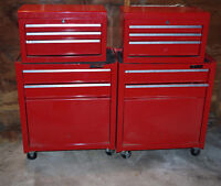 Waterloo locking tool chest with keys