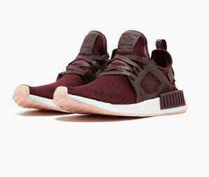 NMD XR1-Burgundy; Women's 8