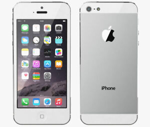iPhone 5s Blanc (Bell) meilleur offre