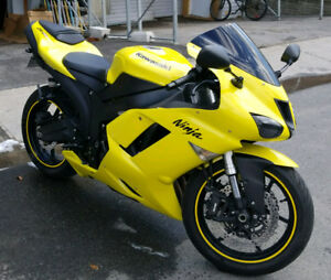 URGENT !! MUST GO !! Moving out of town !! Kawazaki zx6r 2008