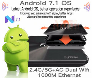 Android 7.1.2 TV Boxes-Latest Editions! Something for everybody!