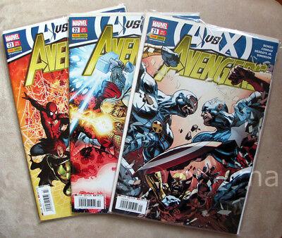 Dc Comics Superhelden (AVENGERS Band 21 + 22 + 23 MARVEL Panini COMICS Superhelden DC Sammlung RARITÄT!)