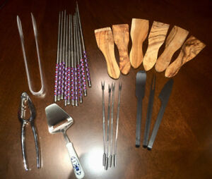 Specialty Kitchen Items - Assorted Lot