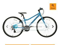 Boys 26 inch Carrera mountain hybrid bike