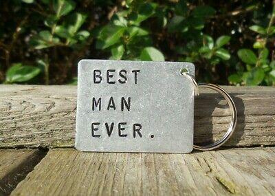 Best Man Ever Gift Idea Wedding Thank you Funny Best man Gifts Keepsake Favours