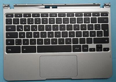Tastatur Samsung Chromebook XE303C12 A01 Palmrest Gehäuse Keyboard BA75-04171C, usado segunda mano  Embacar hacia Spain