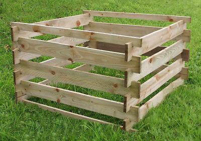 Zest 4 Leisure Wooden composter 00348