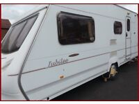 Swift Ace 4 Berth Touring Caravan Abbey Sterling Group REDUCED