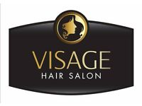 Hair Salon Junior Assistant positions at Visage Hair Salon