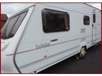 Swift Ace 4 Berth Touring Caravan Abbey Sterling Group BARGAIN