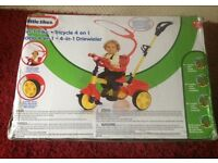 Little tikes trike. New in box never been used