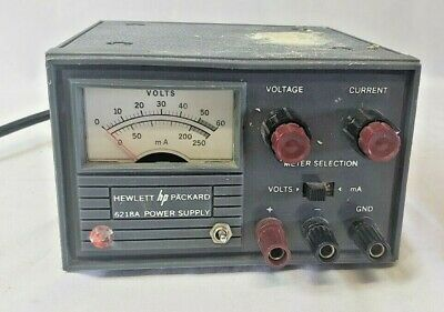 Hewlett Packard Hp 6218a Power Supply