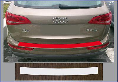 Lackschutzfolie Ladekantenschutz transparent Audi Q5, ab 2008