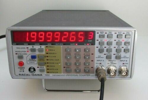 Racal-Dana 1992 nanosecond Universal Counter