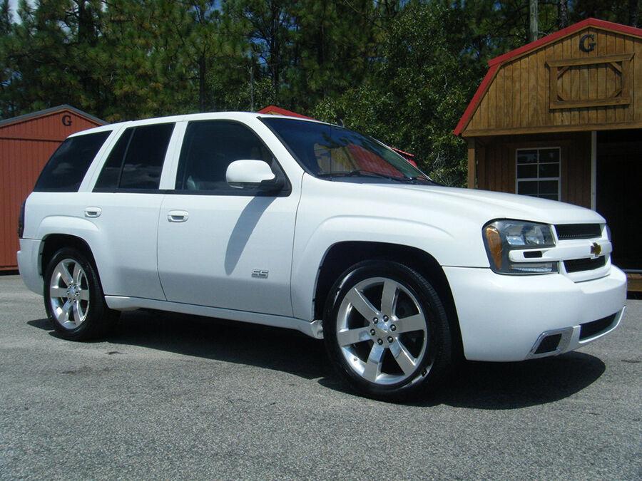 Chevrolet Trailblazer News And Reviews Autoblog