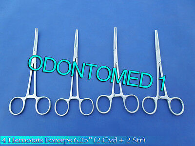 HEMOSTATS / LOCKING FORCEPS 6